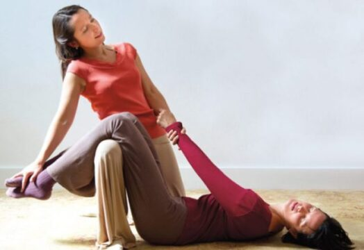 ブリーママッサージ / Breema Massage