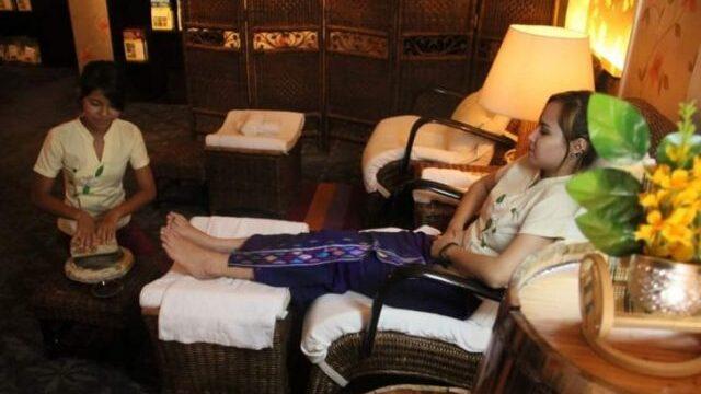 ビルママッサージ / Burmese Massage