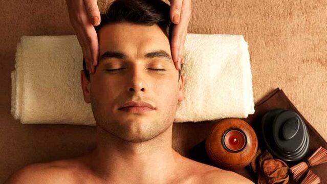 ヘッドマッサージ / Head Massage