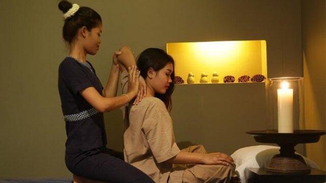 クメールマッサージ / Khmer Massage
