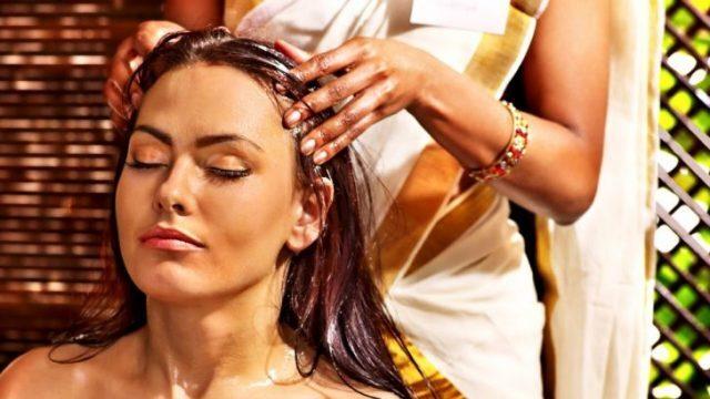 インディアンヘッドマッサージ / Indian Head Massage
