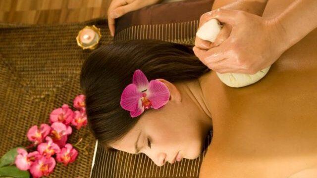 ハーバルボールマッサージ / Herbal Ball Massage
