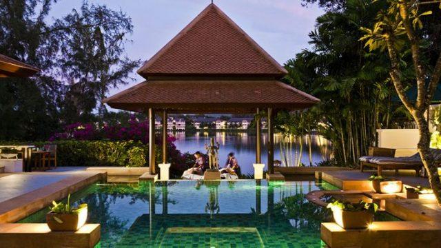 Banyan Tree Spa Phuket