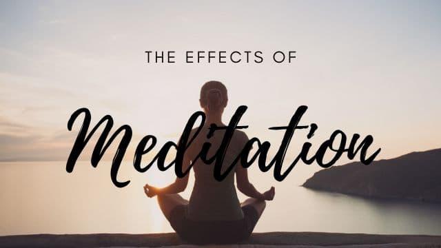 【瞑想の効果とは?】種類別に完全解説「体験談もあり」