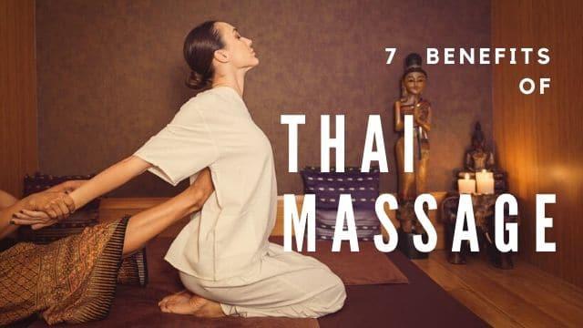 【タイ古式マッサージの効果】心身に与える7つの健康効果を解説