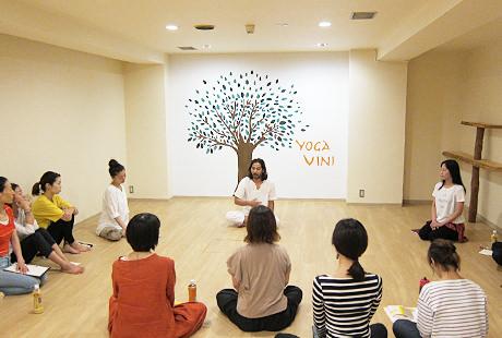ヨガスタジオ ヨガビニ京都(yoga vini kyoto)