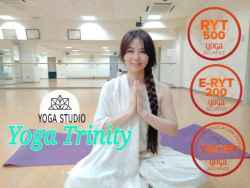 Yoga Trinity ヨガスタジオ トリニティー鹿児島