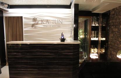 カヌン タイリラクゼーション 難波のタイ古式マッサージ店