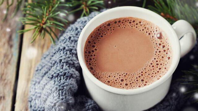 ココア・コーヒー・お茶