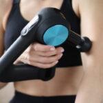 マッサージガンは効果なし?デメリットや筋膜リリース&ダイエット効果は?