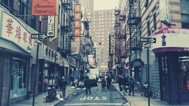 【マッサージ体験談】初体験はNYのチャイナタウン……