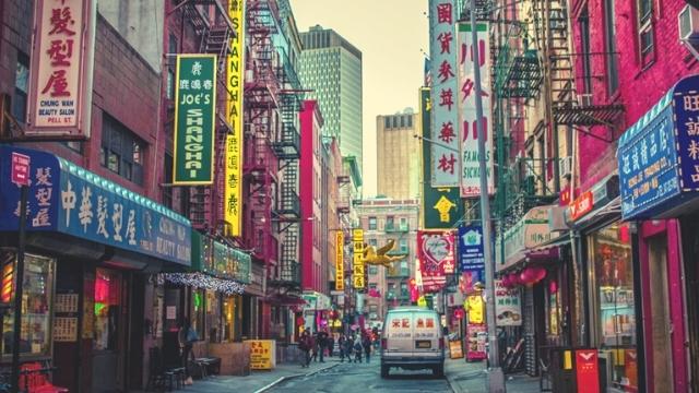 NYC ジョーズ上海